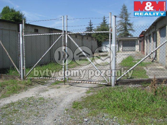 Prodej, garáž, 19 m2, Olomouc