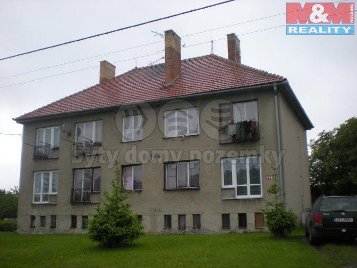 Prodej, byt 2+1, 66 m2, Olešnice na Moravě
