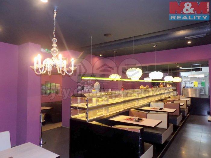 Pronájem, restaurace, 305 m2, Praha 2 - Vinohrady