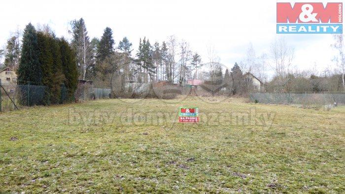 Prodej, stavební pozemek, 1401 m2, Ševětín