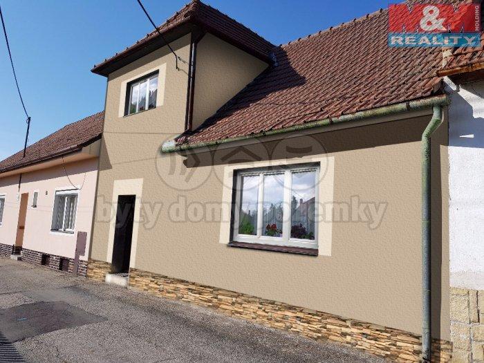 Prodej, rodinný dům, 2+1, 356 m2, Letovice, ul. Havírna