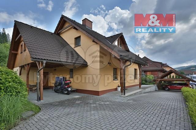 Prodej, rodinný dům 5+1, Hovězí