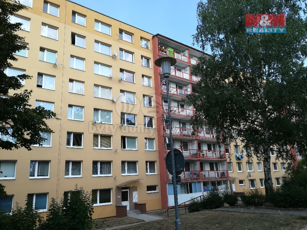 Prodej, byt 2+kk, Most, ul. Jaroslava Haška
