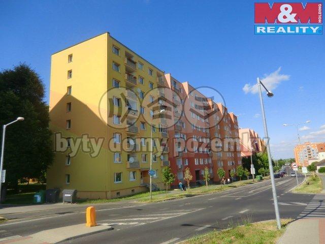 Prodej, byt 3+1, 66 m2, OV, Jirkov, ul. Smetanovy Sady