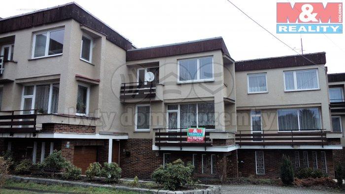 Prodej, rodinný dům, 5+1, 287 m2, Karlovy Vary
