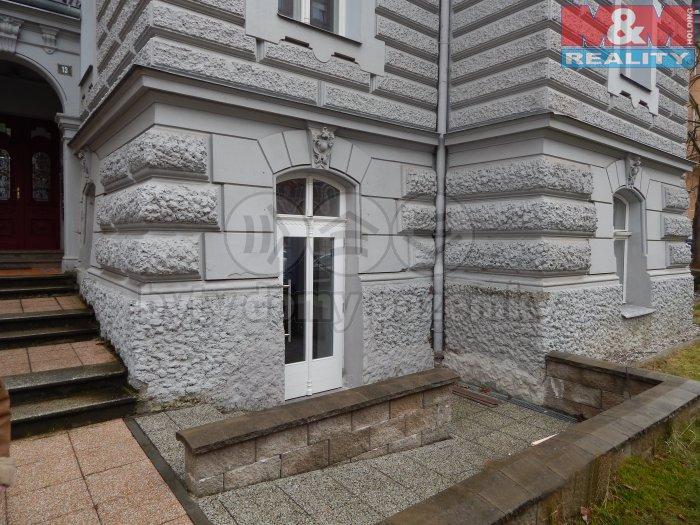Pronájem, komerční prostory, 60 m2, Karlovy Vary