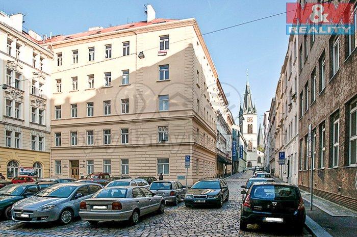 Prodej, byt, 2+1, 88 m2, Praha 2 - Nové Město