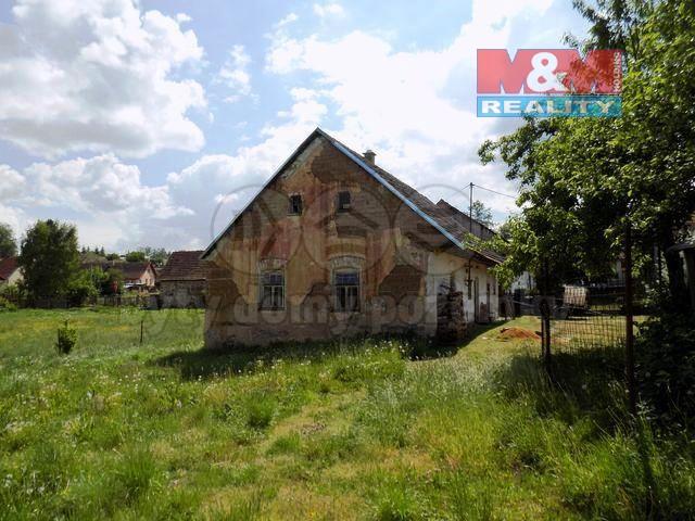 Prodej, zemědělská usedlost, 12042 m2, Oselce - Kotouň