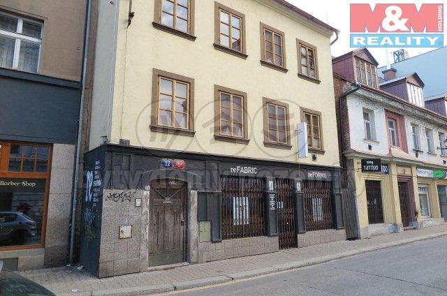 Pronájem, obchodní prostory, Liberec, ul. Široká