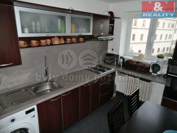 Prodej, byt 3+1, 73 m2, Chomutov, ul. Palackého