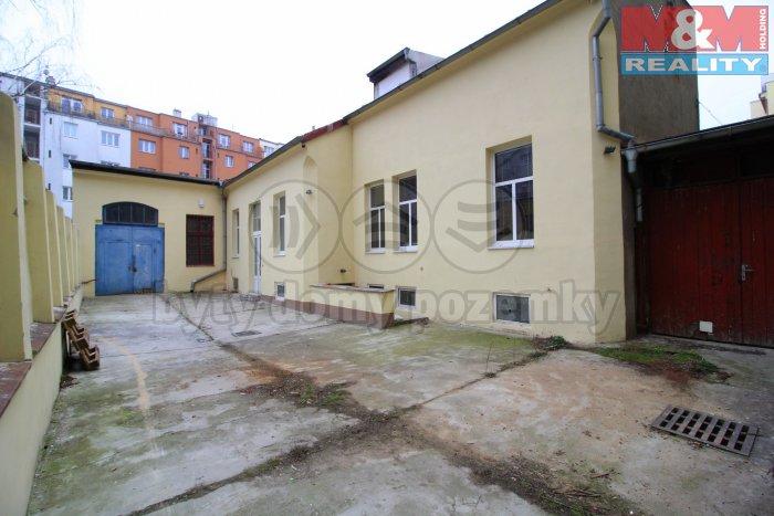 Prodej, rodinný dům, 371 m2, Praha 7, Ortenovo náměstí