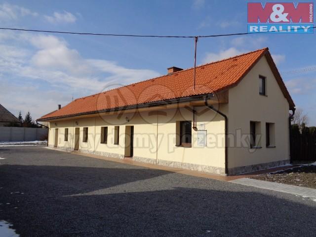 Prodej, rodinný dům 3+kk, 1118 m2, Odřepsy