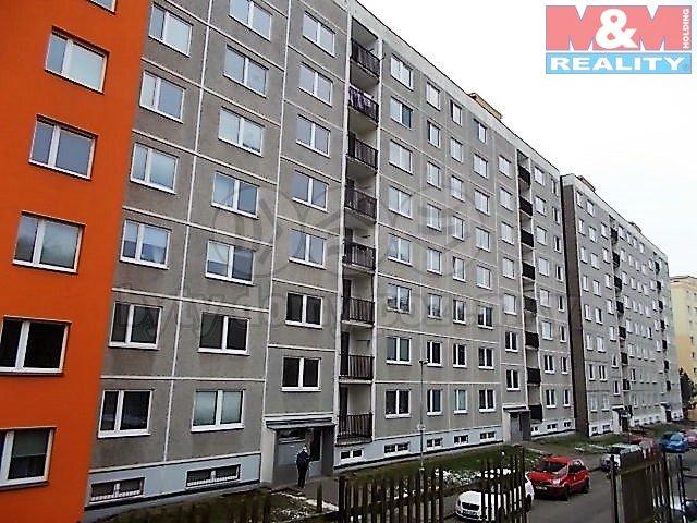 Pronájem, byt 2+kk, 42 m2, Ústí nad Labem, ul. Brandtova
