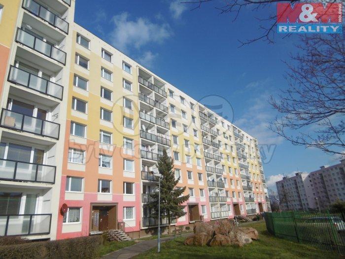 Prodej, byt 3+1, 80 m2, OV, Chomutov, ul. Písečná