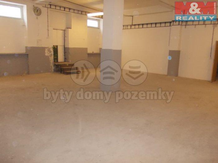 Pronájem, výrobní prostor, 388 m2, Karviná - Doly