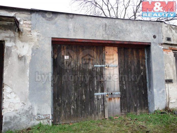 Prodej, garáž, 28 m2, Ostrava - Hranečník, ul. Hranečník
