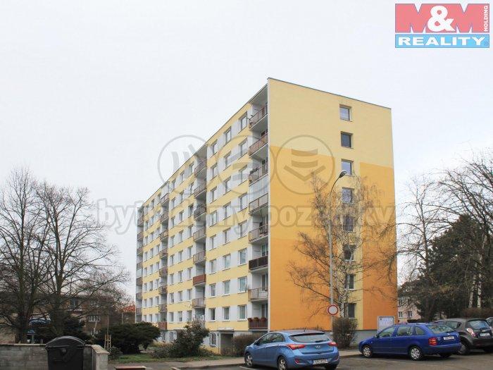 Pronájem, byt 1+1, 37 m2, DV, Ústí nad Labem, ul. SNP