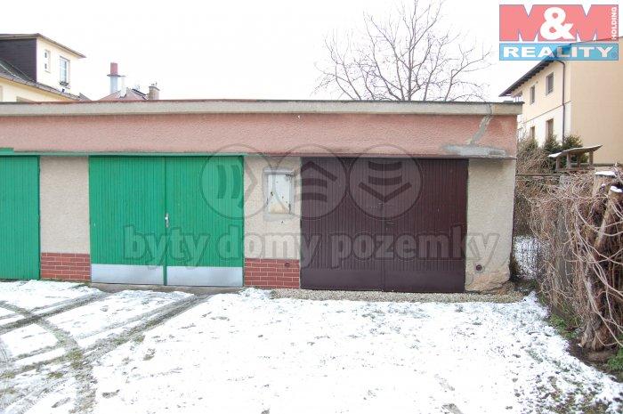 Prodej, garáž, 19 m2, Šumperk
