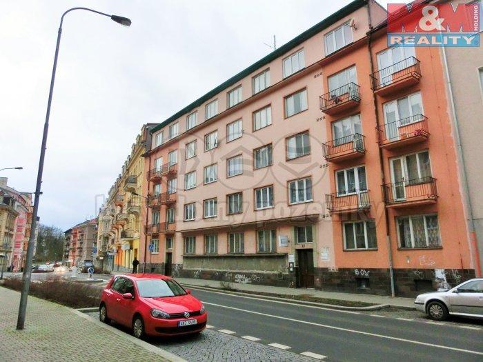 Pronájem, byt 2+1, 58 m2, Karlovy Vary, ul. Vítězná