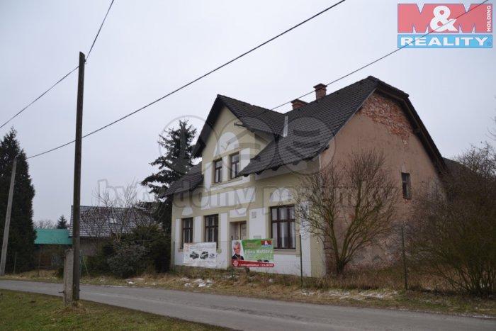 Prodej, rodinný dům, Chvalkovice