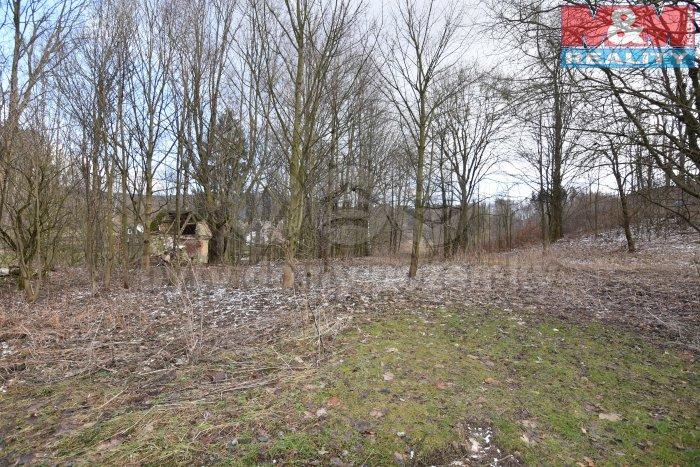 Prodej, pozemek, 1622 m2, Křižany
