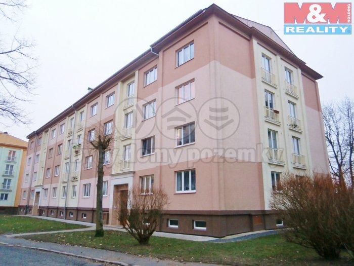 Prodej, byt 2+1, 66 m2, Nová Role, ul. Tovární