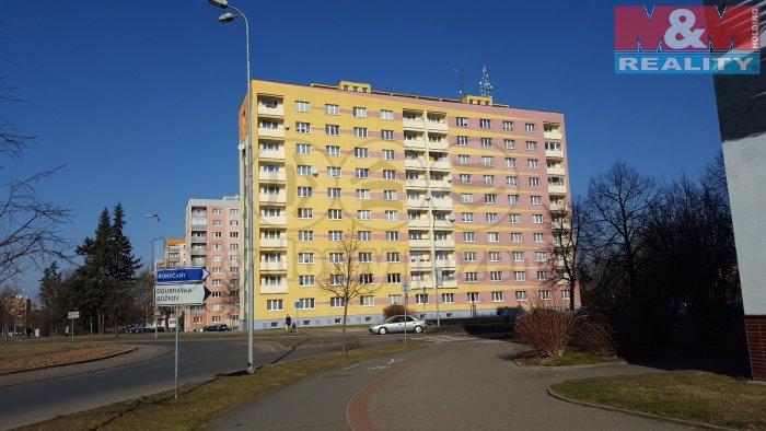 Prodej, Byt 1+1, Plzeň, 42 m2, Částkova, Plzeň