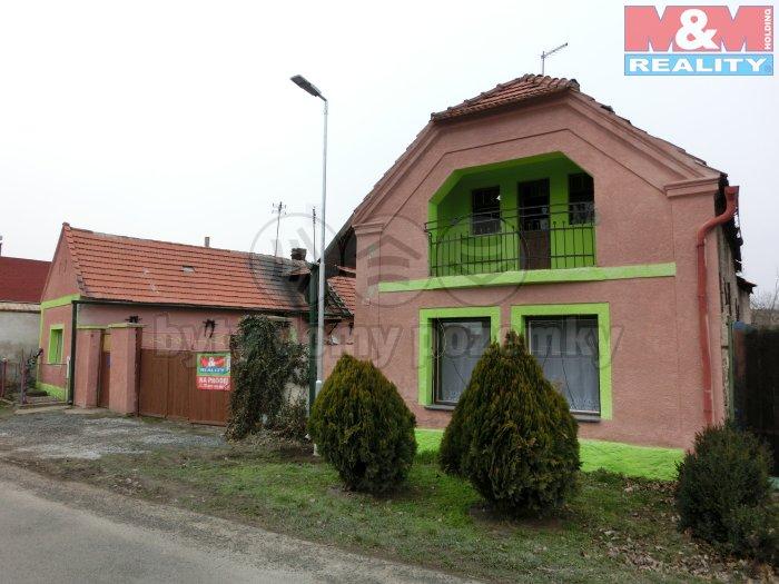 Prodej, rodinný dům, 1843 m2, Chožov - Třtěno