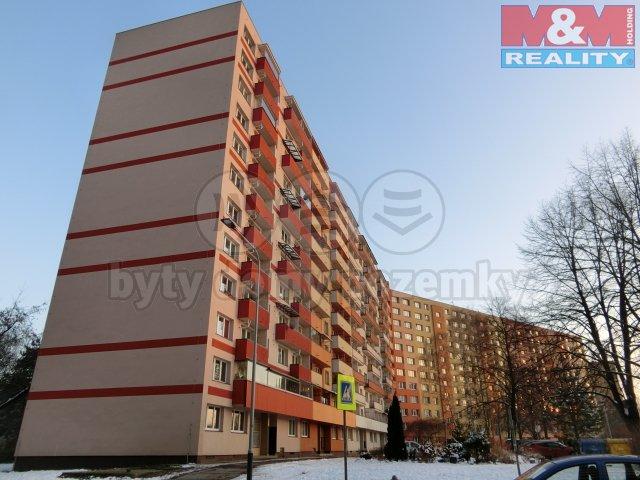 Prodej, byt 2+1, 64 m2, Ostrava - Výškovice, ul. Jičínská