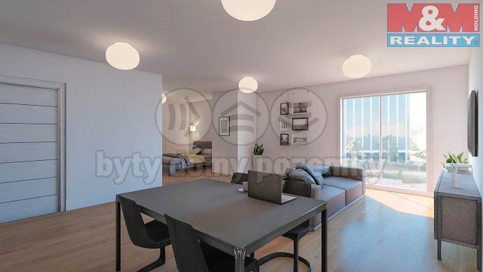 Prodej, byt 2+kk, 63 m2, OV, Praha 1 - Nové Město