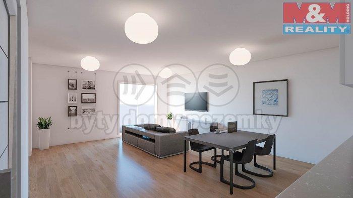 Prodej, byt 2+kk, 63 m2, Praha 1 - Nové Město
