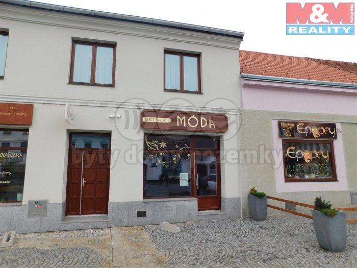 Pronájem, obchodní prostory, 80 m2, Ivančice