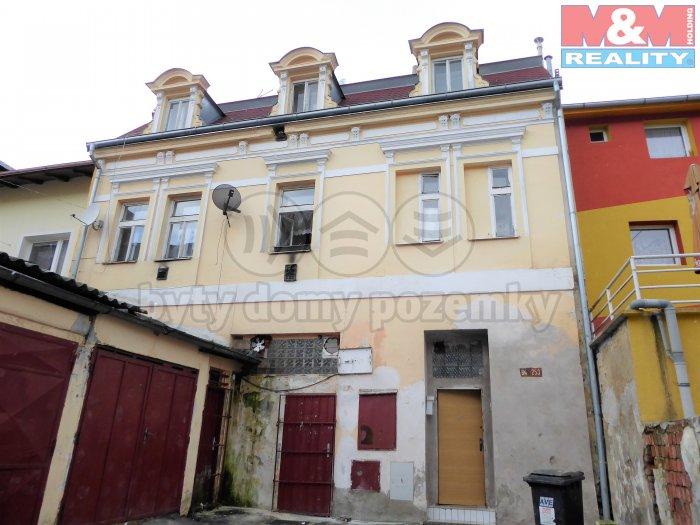 Prodej, rodinný dům, 199 m2, Karlovy Vary, ul. Sokolovská