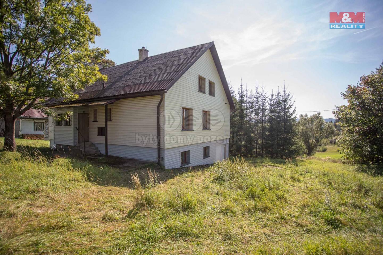 Prodej, rodinný dům 7+1, Valašská Bystřice