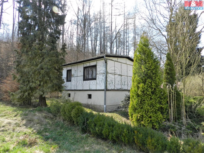 Prodej, chata se zahradou 1078 m2, Ostrava - Krásné Pole