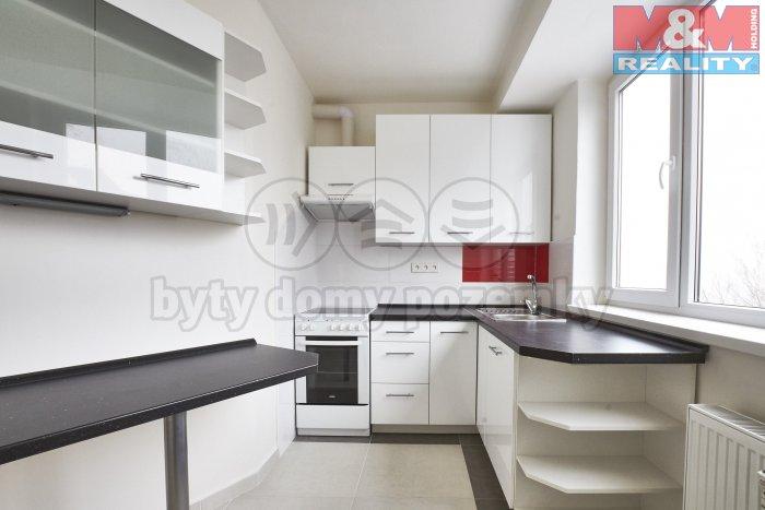 Pronájem, byt 2+1, 64 m2, Ostrava - Hrabůvka, ul. Krakovská