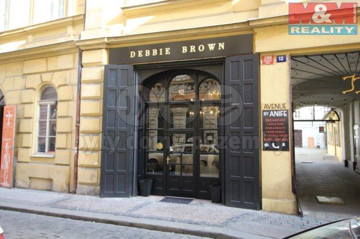 Pronájem, obchod a služby, Praha 1, ul. Karoliny Světlé