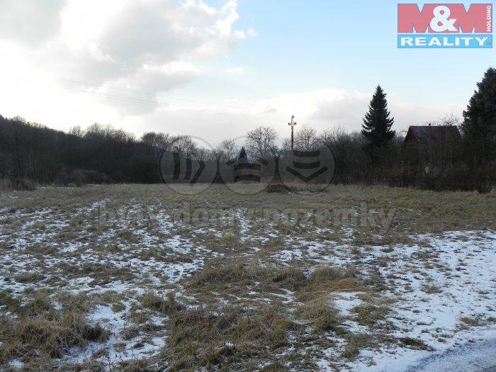 Prodej, stavební parcela, Bořislav