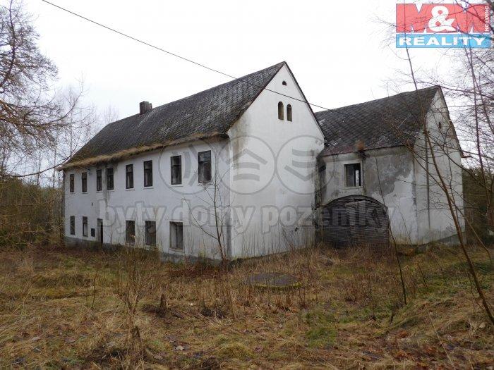 Prodej, zemědělská usedlost, 811 m2, Útvina - Svinov