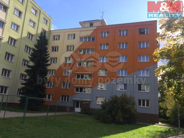 Prodej, byt 3+1/B, 57 m2, Plzeň