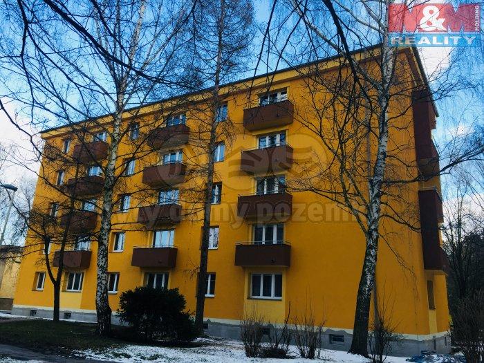 Pronájem, byt 2+1, 55 m2, Kladno, ul. Helsinská