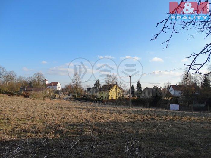 Prodej, stavební parcela, 2902 m2, Horní Libchava