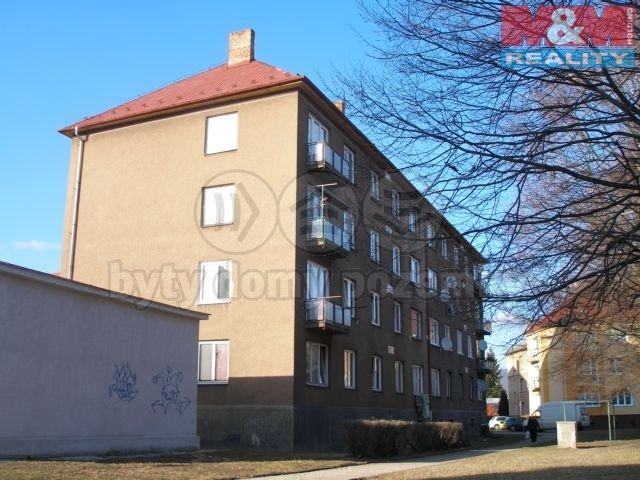 Prodej, byt 2+1, 54 m2, OV, Jirkov, ul. J. K.Tyla