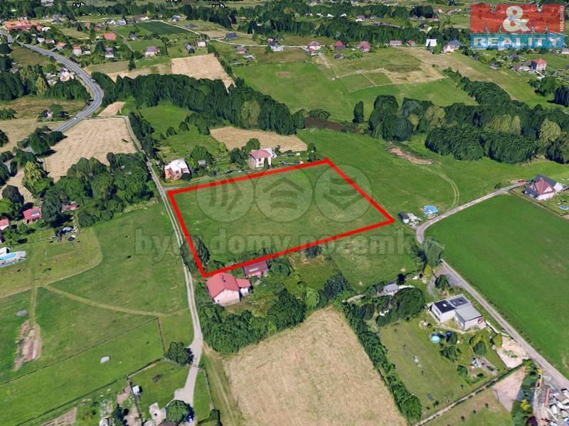 Prodej, pozemek, 8610 m2, Rychvald