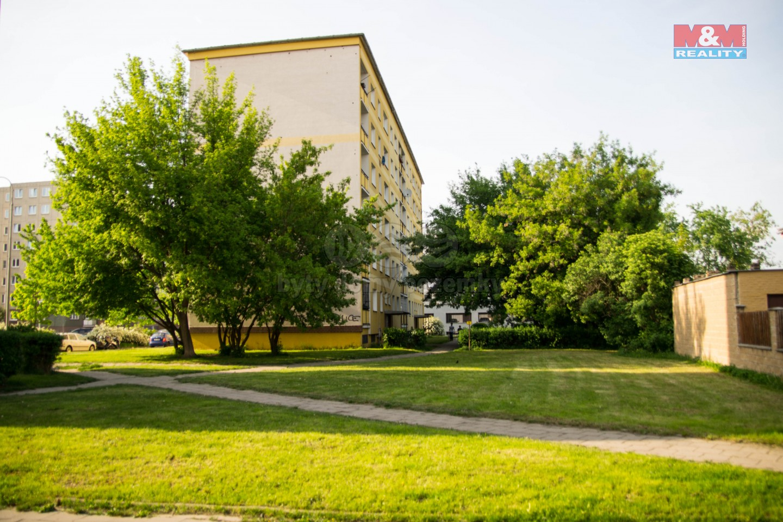 Prodej, byt 3+1, 70 m2, Olomouc, ul. Werichova