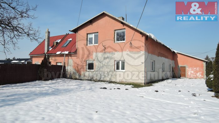 Prodej, Rodinný dům, 550 m2, Nová Bělá, ul. Mitrovická