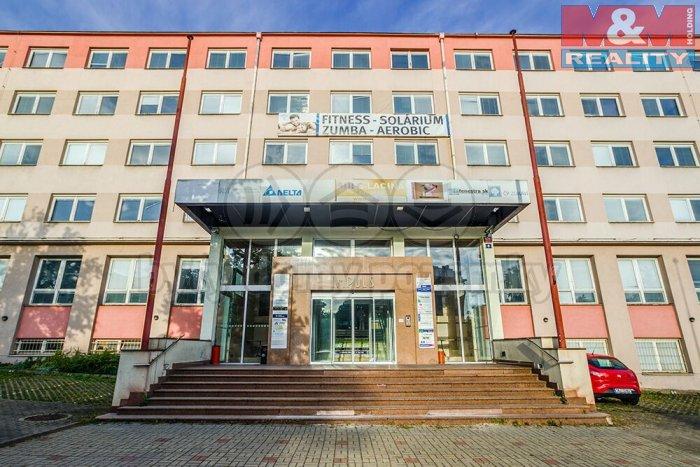 Pronájem, kanceláře 70 m2, Litevská, Praha - Vršovice