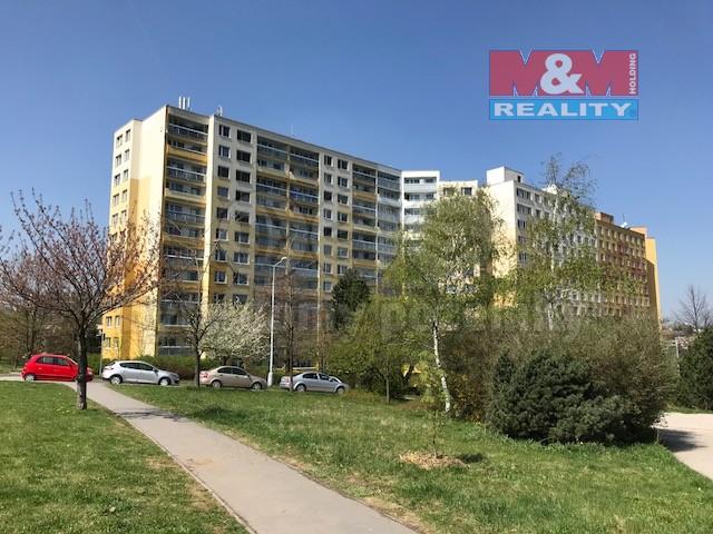 Pronájem, byt 3+1, 86 m2, Praha 5 - Stodůlky, ul. Bronzová