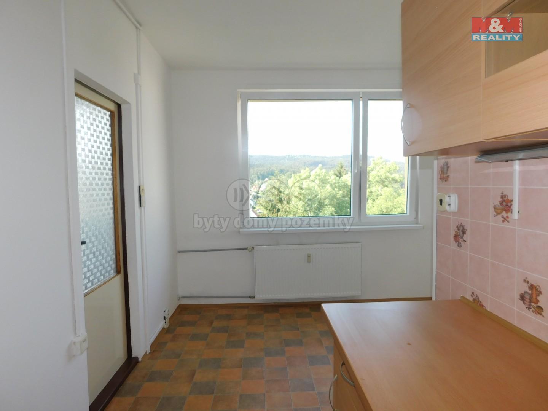 Podnájem, byt 2+1, 62 m2, Jablonec nad Nisou, ul. Jeronýmova