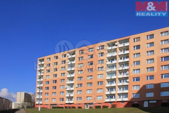 Prodej, byt 4+1, 65 m2, OV, Ústí nad Labem, ul. Kmochova